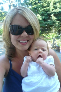 Me and my baby girl