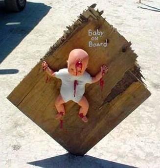død baby joke